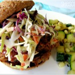 Slow-cooker Pulled Pork Sandwiches - ShesCookin.com