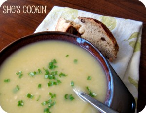 Potato Leek Soup3