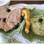 Greek Eggplant Spread-3