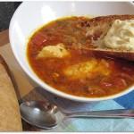 Corfu Fish Stew