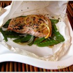 Salmon en Papillote by She's Cookin'
