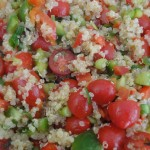 Kid-friendly Quinoa Salad