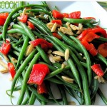 Thai-inspired Green Beans with Coconut Oil - ShesCookin.com