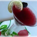 Blackberry Lemonade Martini feature