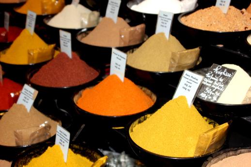 Spices Galeries Lafayette Paris