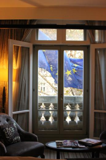 Ambassador Hotel Paris via ShesCookin.com