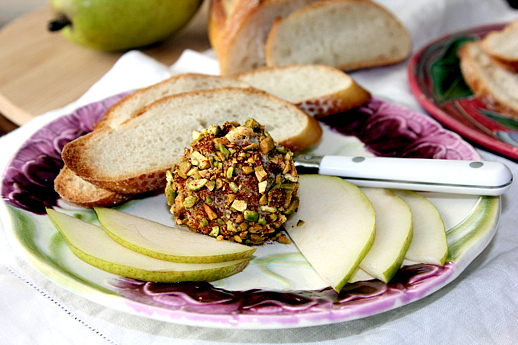 homemade chicken pate, light chicken pate, david lebovitz recipes, chicken pate with apples