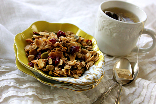Eleven Madison Park Granola | She's Cookin' | from the heart