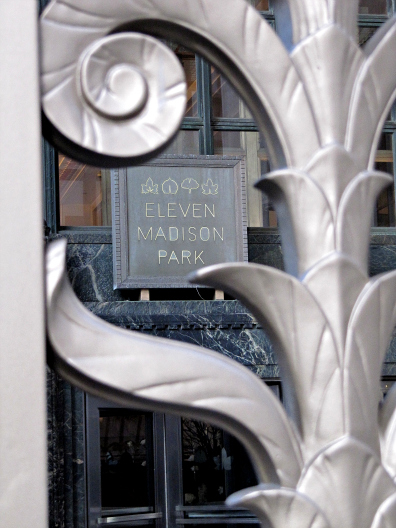 ... Eleven Madison Park and the recipe for their amazing granola shall we