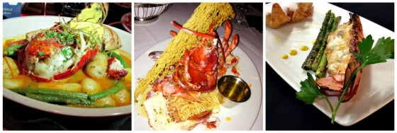 Lobster Challenge, French 75, Brasserie Pascal, Savannah Chophouse