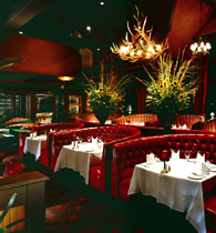 Savannah Chophouse interior