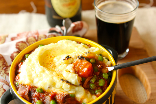 Beef and Guinness Irish Stew