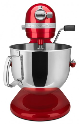 Kitchen Aid new-7-quart-kitchenaid-candy-apple-red