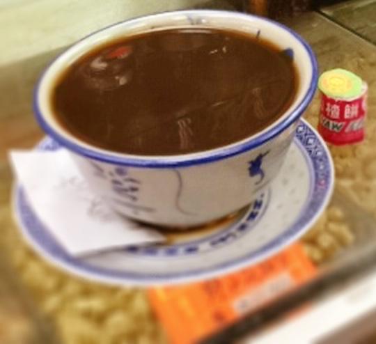 Hong Kong Herbalist Tonic