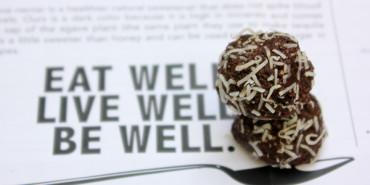 Super Foods: Vegan Raw Cacao Truffles | ShesCookin.com