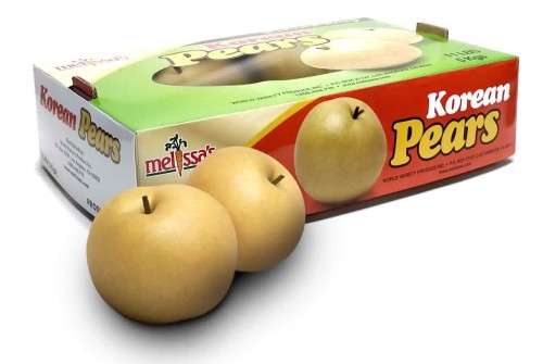 korean pears, asian pears