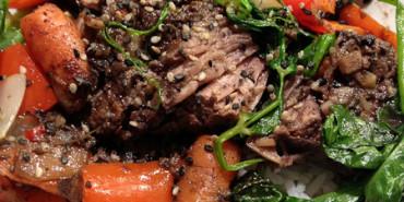 Asian short ribs, Asian Beef Stew,