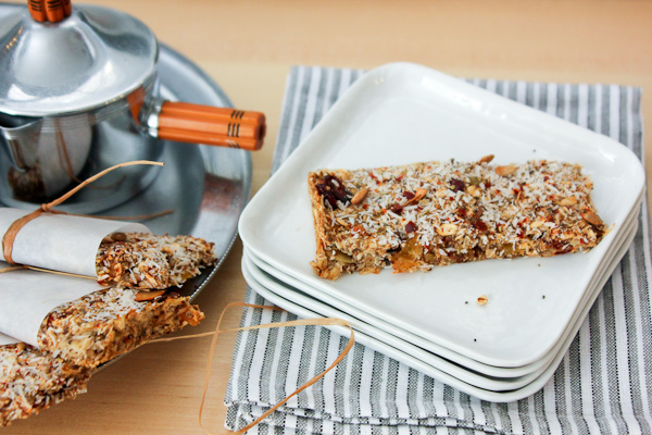 homemade granola bars, homemade health bars, homemade energy bars