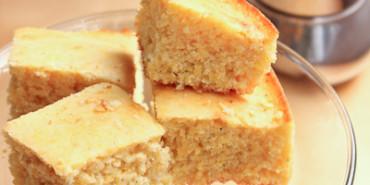 Heart Healthy Cornbread