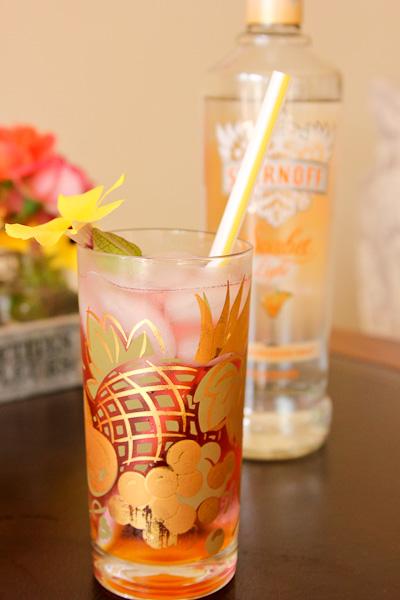 Skinny Summer Cocktails | ShesCookin.com