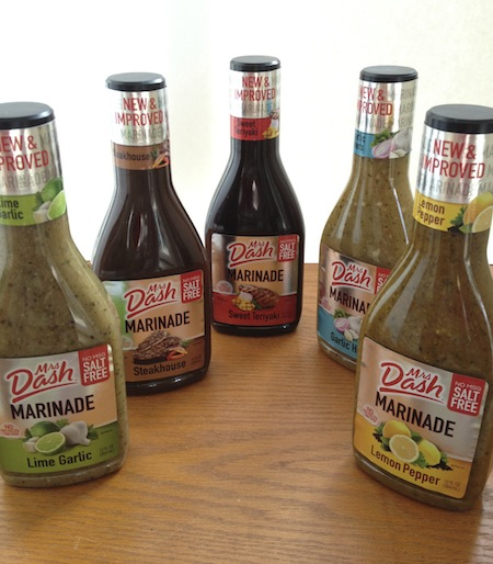 Mrs. Dash Marinades