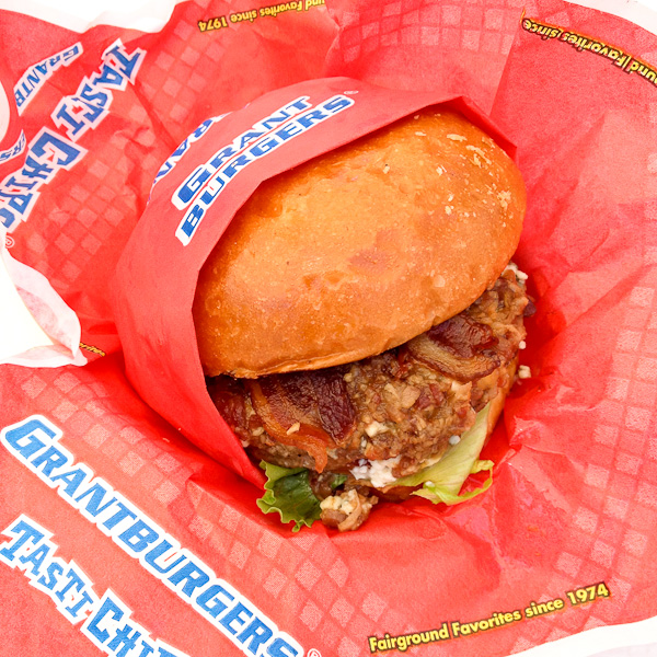 Tasti Chips Burger OC Fair