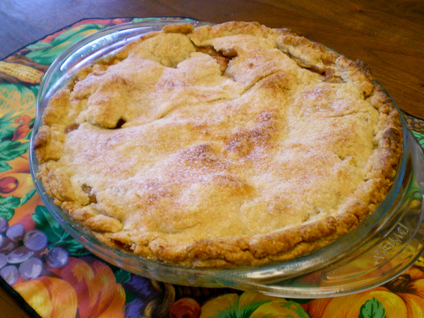 Five Spice Apple Pie, Bon Appetit