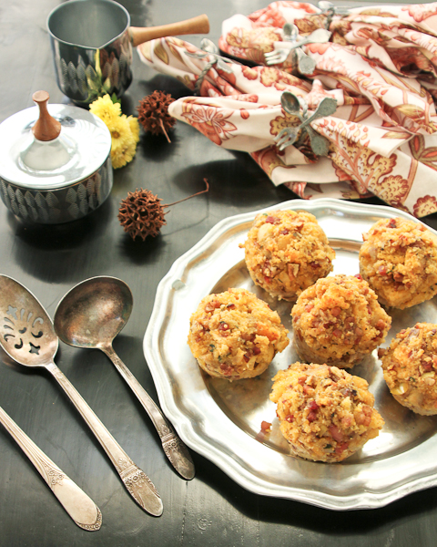 Stuffing Muffins With Apple And Pancetta Recipes — Dishmaps