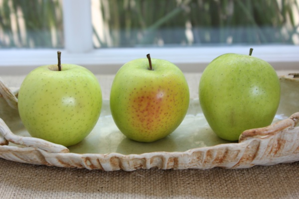 Green Dragon Apples, new apple variety
