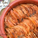 Sweet-potato apple tian