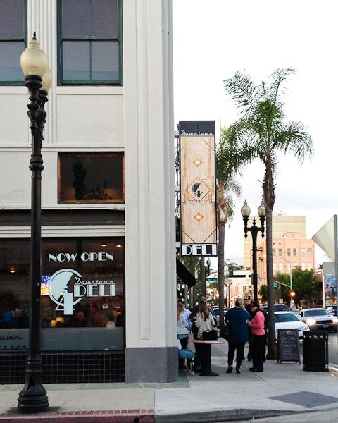 C4 Deli, Santa Ana