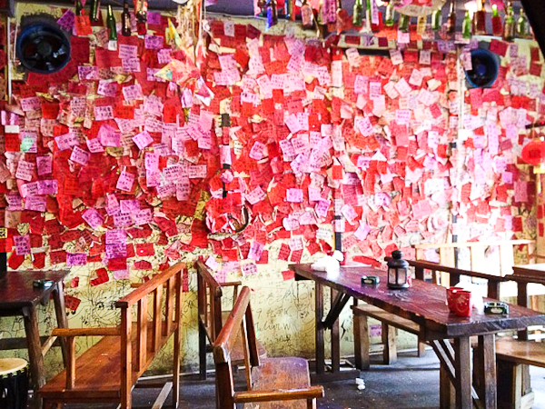 Zhouzhuang water village, Shanghai, Chinese New Year