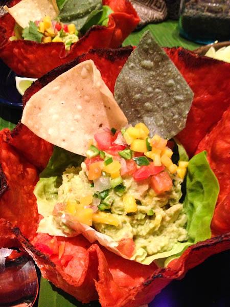Solita's Guacamole, best guacamole, guacamole with mango