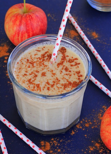 apple pie smoothie,