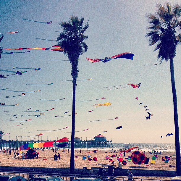Huntington Beach Kite Festival
