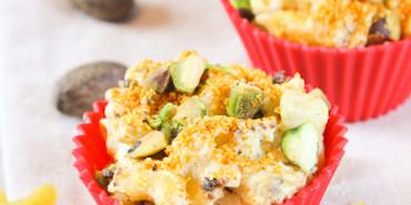 Macaroni and Cheese, Mac & Cheese Muffins