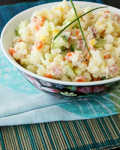 Potato Salad Recipe Japanese