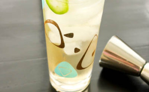 Lemongrass Ginger Jalapeno Cooler