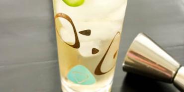 Lemongrass Ginger Jalapeno Cooler