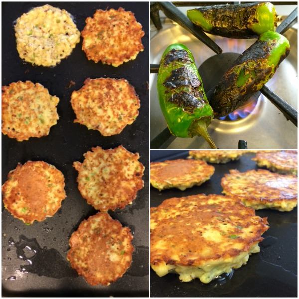 Corn-Jalapeño Fritters