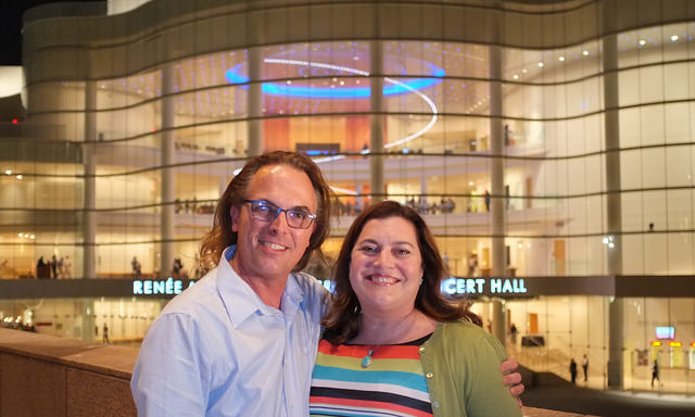 Date Night at Segerstrom Center of the Arts