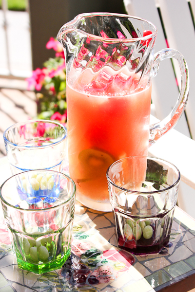 Tropical Pink Sangria