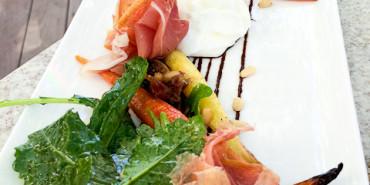 Prosciutto, Figs and Buratta