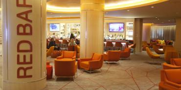 Red Bar, Hotel Irvine