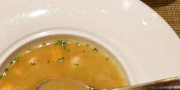 Macanese Lacassa Soup