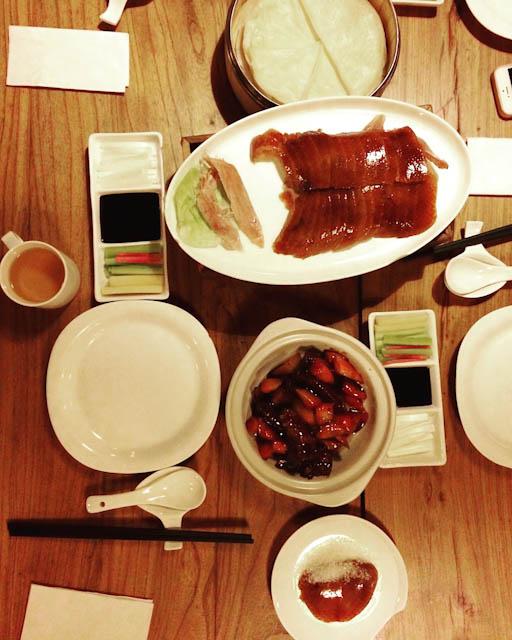 Peking Duck - Beijing | ShesCookin.com